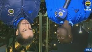 Fenerbahçe TVden Sow ile ters röportaj