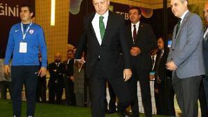 Fotoğraf// Cumhurbaşkanı Recep Tayyip Erdoğan İnovasyon Haftası etkinliğinde konuştu