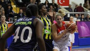 Mersin Büyükşehir Belediyespor-Fenerbahçe: 79-76