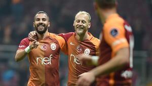 Galatasaray 3-1 Gaziantepspor