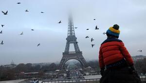 Paris'te hava kirliliği azalmaya başladı