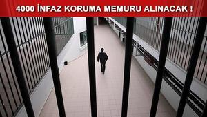 4000 infaz koruma memuru alımı 2016 2017 gardiyan başvurusu nasıl yapılır