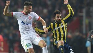Antalyaspor 1-0 Fenerbahçe