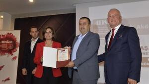 TÜSİAD Başkanı Symes: AB sahip çıkmamız gereken bir projedir