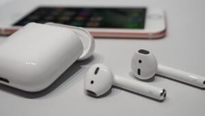 Appleın kablosuz kulaklığı Airpods Türkiyede İşte fiyatı