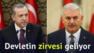 Cumhurbaşkanı Recep Tayyip Erdoğan ve Başbakan Binali Yıldırım İzmir'e gelecek
