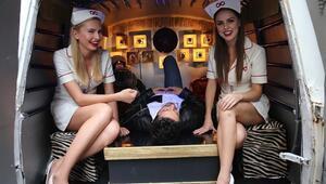 Murat Bozun filmindeki sahne hemşireleri kızdırdı, yanıt geldi