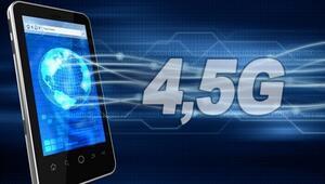 45 milyon 736 bin 402 kişi 4.5G kullanıyor