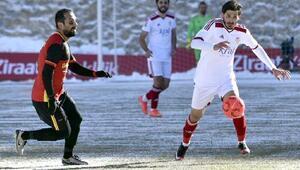 Gümüşhanespor-Kızılcabölükspor: 1- 0 (Ziraat Türkiye Kupası)