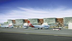 KKTC'yi 'Yeni Ercan' uçuracak