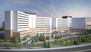 'Yeşil bono' ile dev hastane