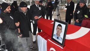 Şehit polis, Gaziantepte gözyaşlarıyla uğurlandı