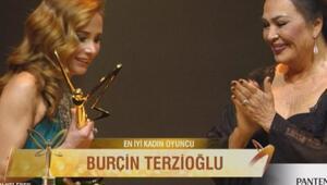 En İyi Kadın oyuncu Ödülü- 43. Pantene Altın Kelebek