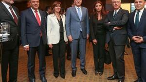 Aydın Doğan Vakfı'ndan Avrupa heyeti onuruna resepsiyon