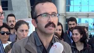 Avukattan cezaevinde dayak açıklaması