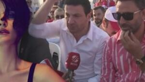 Davut Güloğlu canlı yayında Sılaya küfür etti