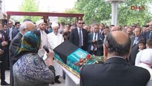 İbrahim Bodurun cenaze namazı kılındı