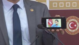 Eren Erdem cep telefonundan verdiği röportajın görüntülerini izletti