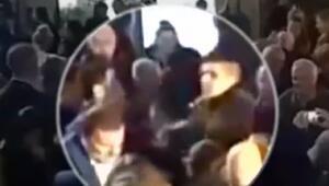 İspanyol Başbakana yumruklu saldırı