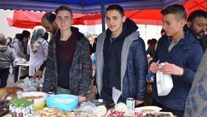 Sinop'ta Halep için kermes düzenlendi