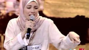 Mısırın İlk Kadın Rapçisi (Yetenek Sizsiniz Mısır)