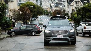 Uber'e otonom sürüş yasağı!