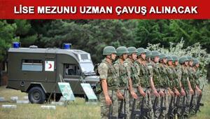 Jandarma lise mezunu uzman erbaş alımı başvuru şartları