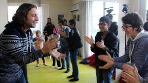 Engelli öğrencilere beden müziği eğitimi