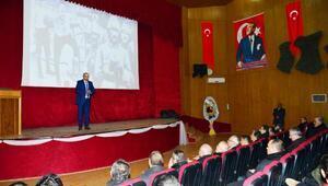 Atatürk'ün Kırşehir'e gelişinin 97nci yıl dönümü kutlandı