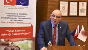 TESOB Başkanı Kara: Turizmde hizmet ve kaliteyi yükseltirsek herkesin payı artar