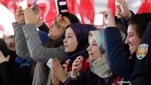 Başbakan Yıldırım, Ilgaz 15 Temmuz İstiklal Tünelini hizmete açtı