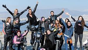 İzmir'in amazon kadınları