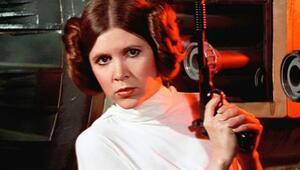 Star Warsun Prenses Leiası hayatını kaybetti
