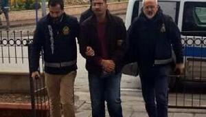 Kuşadasındaki cinayetin katil zanlısı İzmirde yakalandı