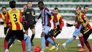 Kızılcabölükspor 1-1 Trabzonspor