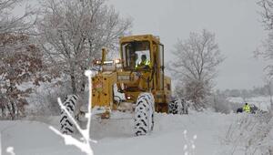 Altıeylülde kar alarmı