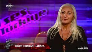 Cem Karacanın eşi O Ses Türkiyede