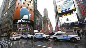 New York polisi yeni yıl kutlamalarına saldırı ihtimaline karşı alarmda