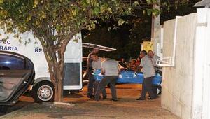 Brezilyada yeni yıl gecesi cinayet: 13 ölü