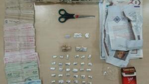 Şanlıurfa'da torbacı operasyonu: 2 gözaltı