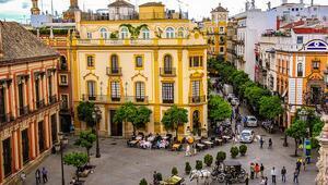 Zamanın unutulduğu yer: Sevilla