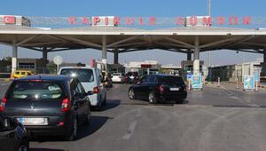 Türkiye'ye en çok Kapıkule'den girdik
