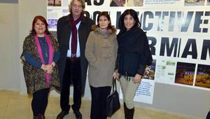 Kenti kim oluşturuyor sergisi Kültürparkta