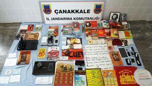 Çanakkalede DHKP-C operasyonu: 8 gözaltı