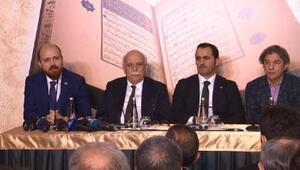 Bakan Nabi Avcı, Bilal Erdoğan ile ok attı