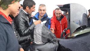 Kardeş kentlerden mültecilere ortak yardım
