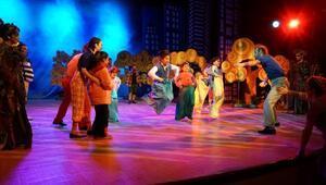 Trabzon Devlet Tiyatrosu çocuklarla buluştu