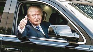 Trump'tan destek Vegas'tan darbe