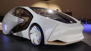 Geleceğin otomobilleri böyle görünecek