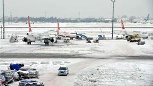 THY iptal olan uçuşlar listesi 27 Ocak İstanbulda iptal olan seferler